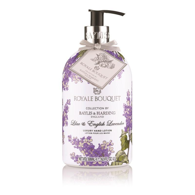 Royale bouquet handlotion lilac english lavender