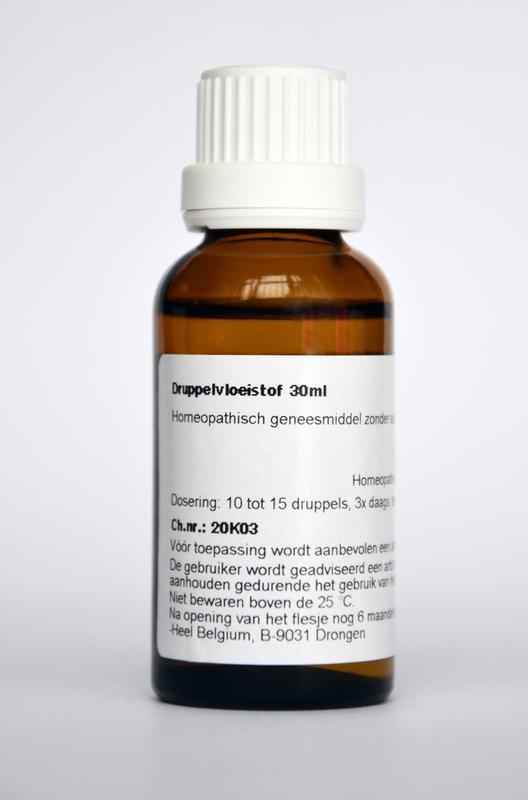 Magnesium muriaticum D30