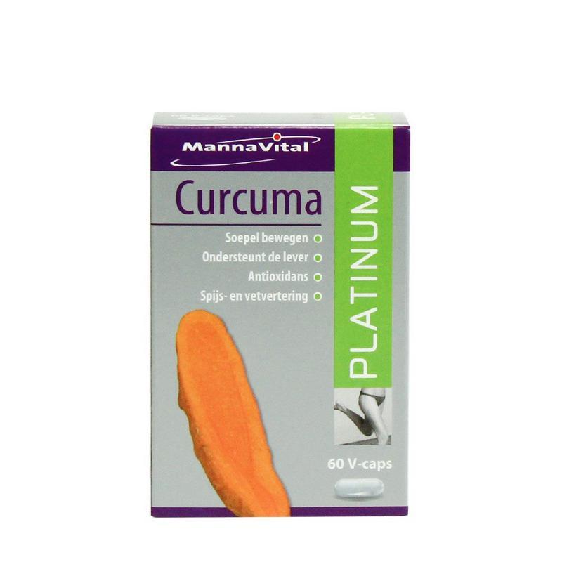 Curcuma platinum