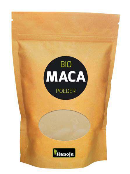 Bio maca premium paper bag