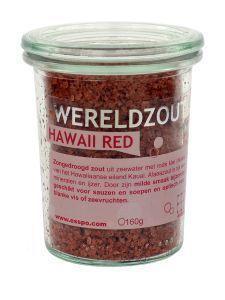 Wereldzout Hawaii Red glas