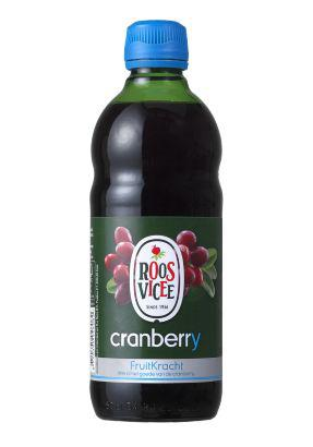 Cranberry fruitkracht