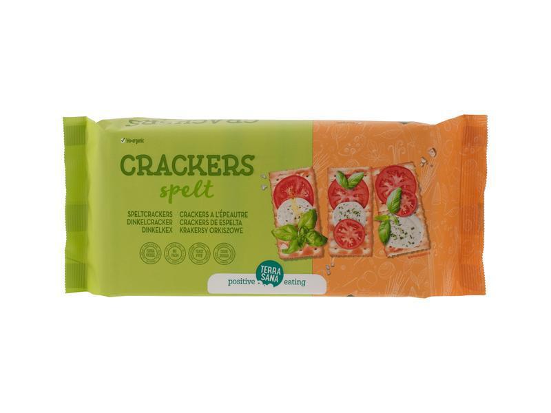 Speltcrackers