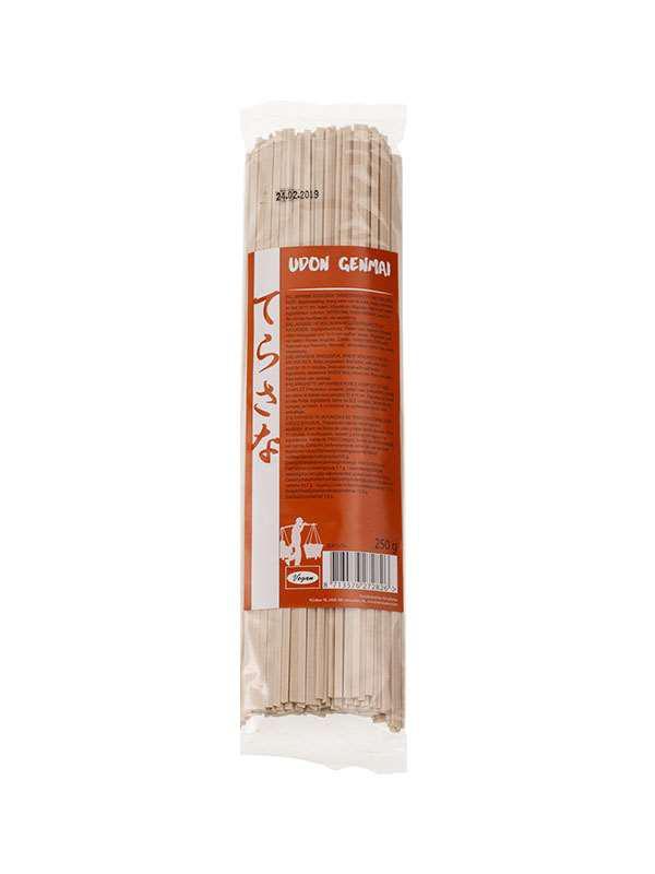 Udon genmai bruine rijst spaghetti