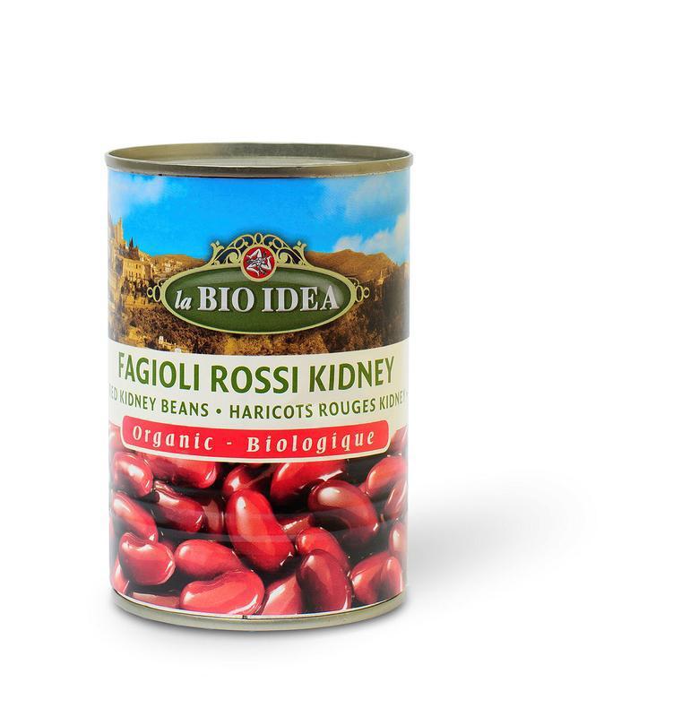 Rode kidneybonen bio