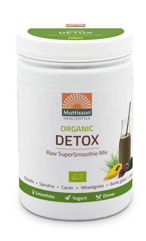 Absolute supersmoothie detox mix bio