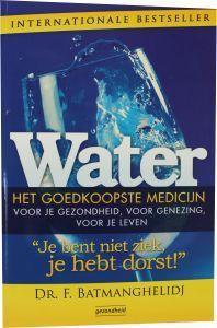 Water - het goedkoopste medicijn