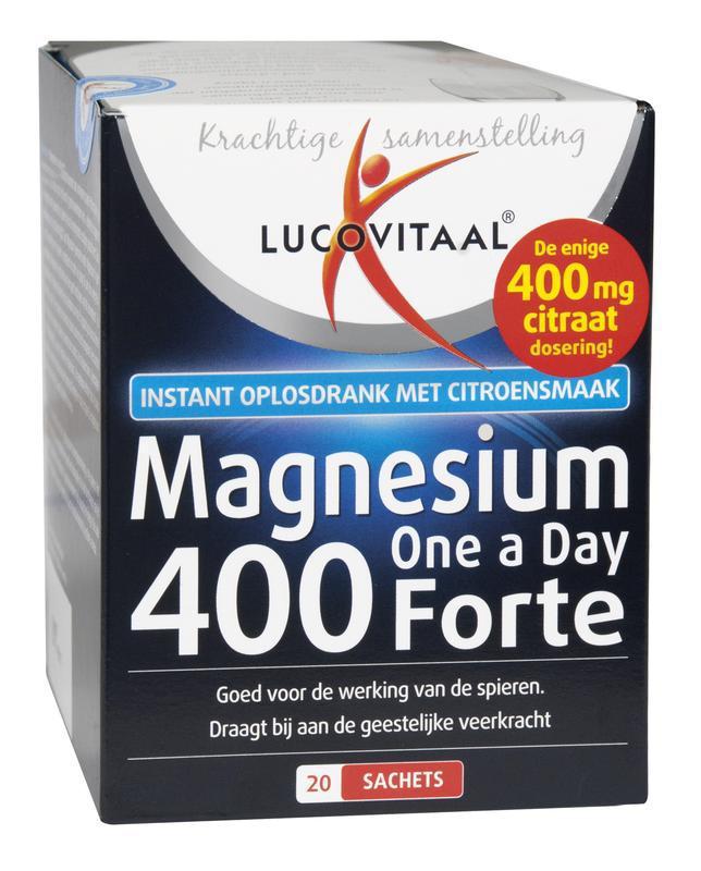 Magnesium 400 forte