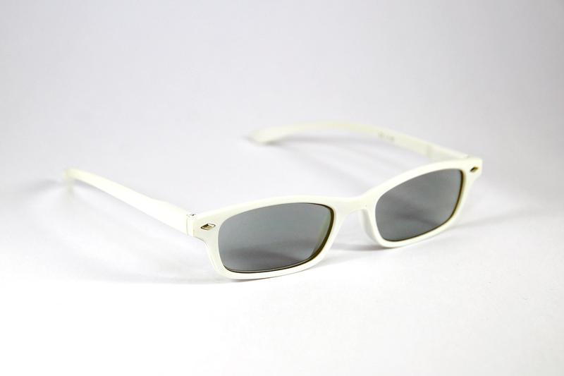 Sunreader excellent white +3.00 zonneleesbril