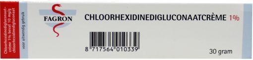 Chloorhexidine 1% creme digluconate
