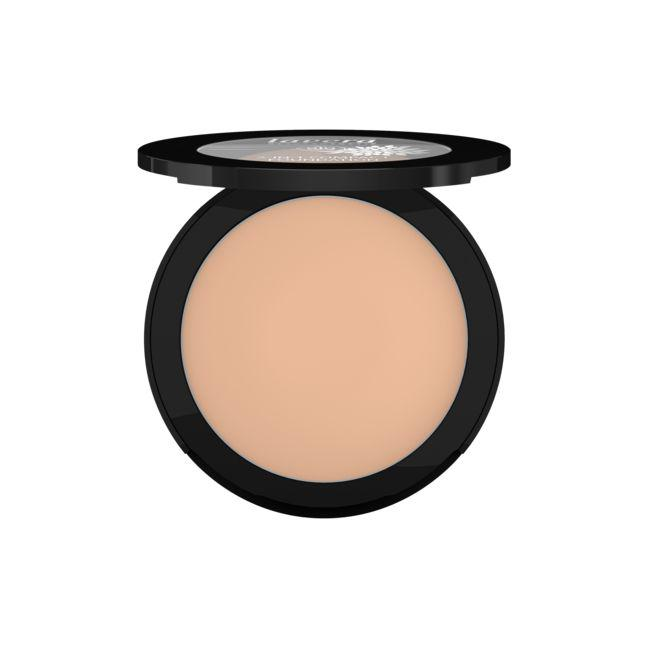 Compact foundation 2 in 1 ivory 01