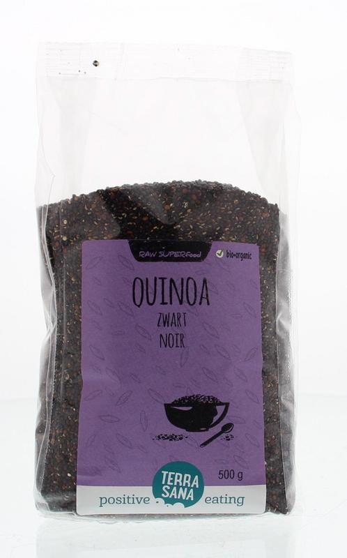 Super quinoa zwart