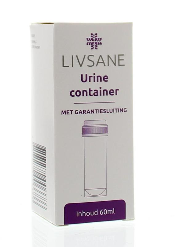 urinecontainer ps 60 ml 1st