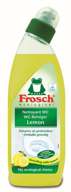 Frosch wc reiniger lemon