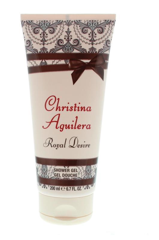 Royal desire showergel actie