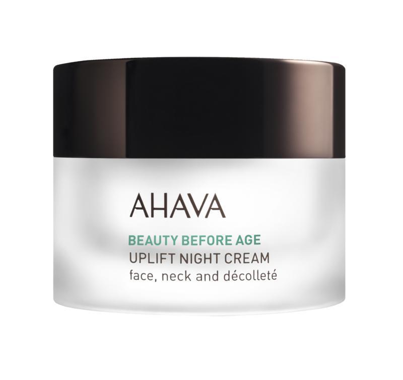 Beauty before age uplifting night cream