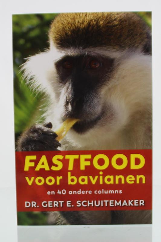 Fastfood voor bavianen