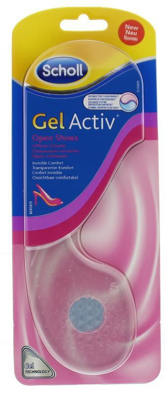 Gel active open shoes