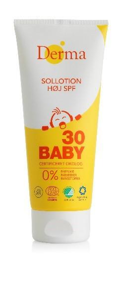 Sun baby lotion SPF30