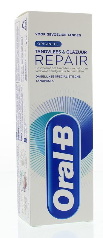 Tandpasta pro expert tandvlees&glazuur original