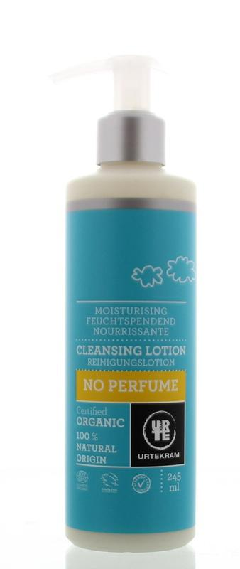 Cleansing lotion no perfume
