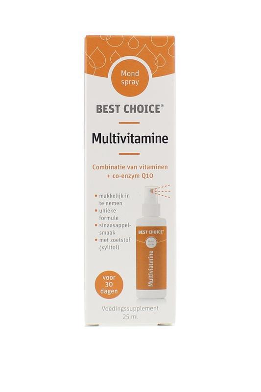 Vitaminespray multivit