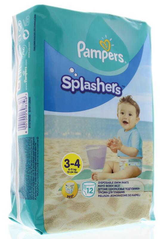 Splashers S3 carrypack
