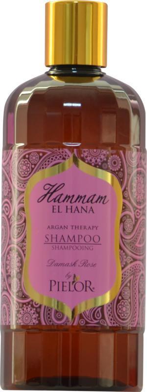 Argan therapy Damask rose shampoo