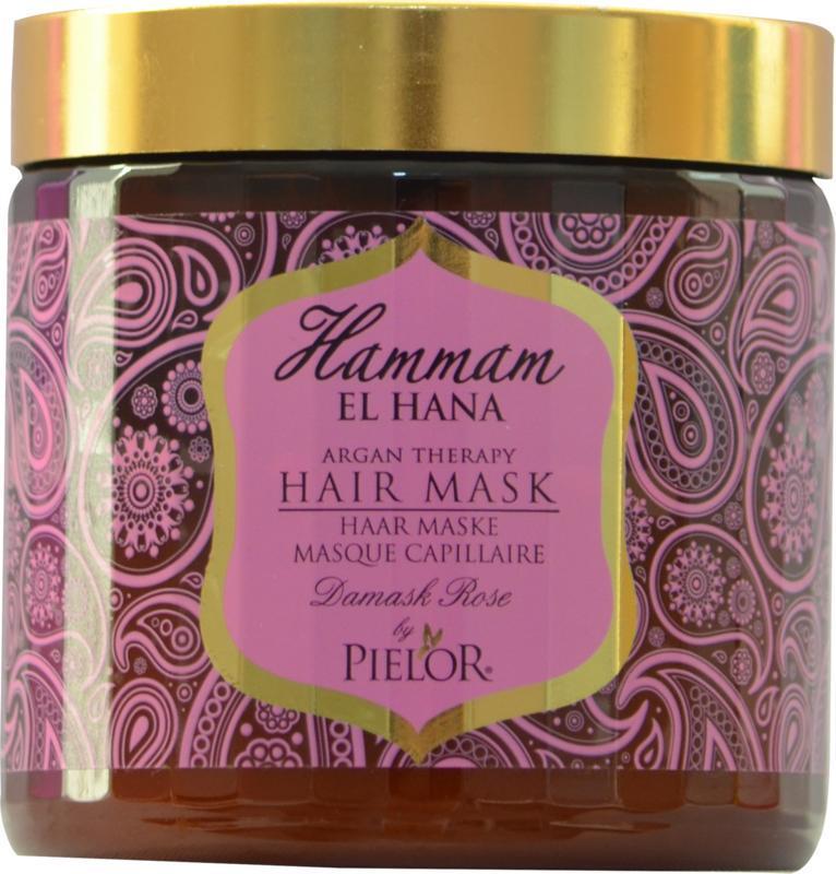 Argan therapy Damask rose hair mask