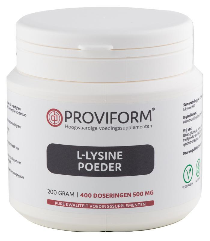 L-Lysinepoeder
