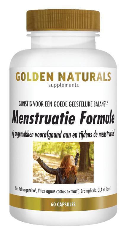 Menstruatie formule