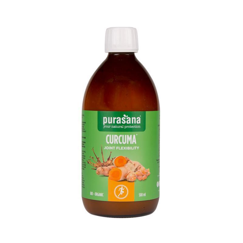 Curcuma digestive comfort bio