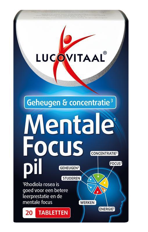 Mentale focus pil
