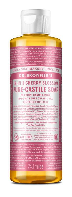 Liquid soap cherry blossom