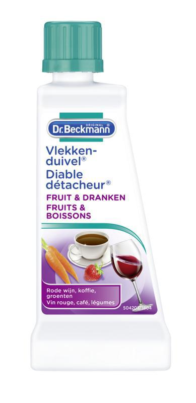 Vlekkenduivel fruit & drank