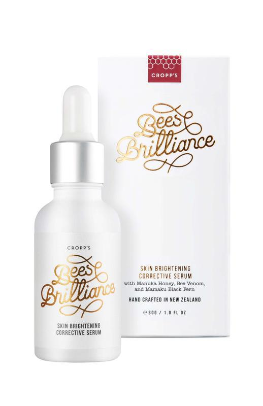 Skin brightening corrective serum