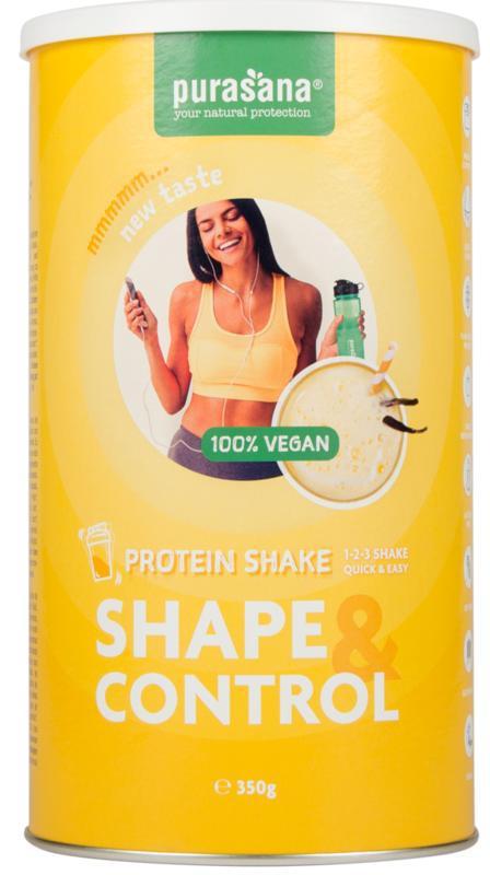 Shape & control proteine shake vanilla