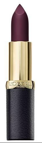 Color riche lipstick matte 473 obsidian