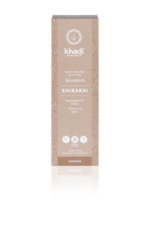 Shampoo shikakai hydrating