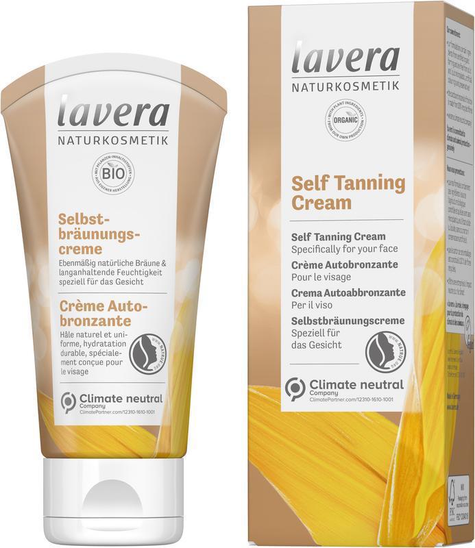 Zelfbruiner creme/self tanning cream