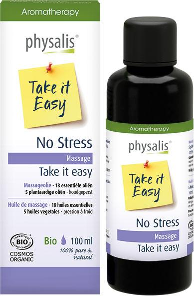 Massageolie no stress bio