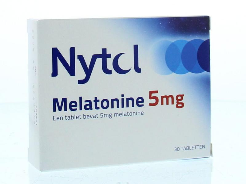 Melatonine 5 mg