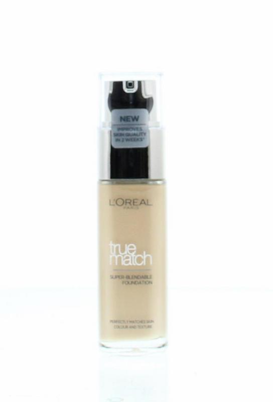 True match foundation 3N beige creme