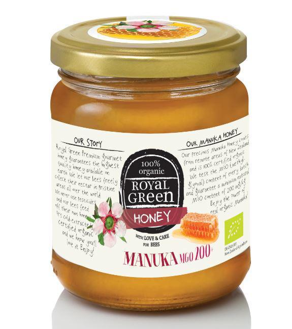 Manuka honey bio