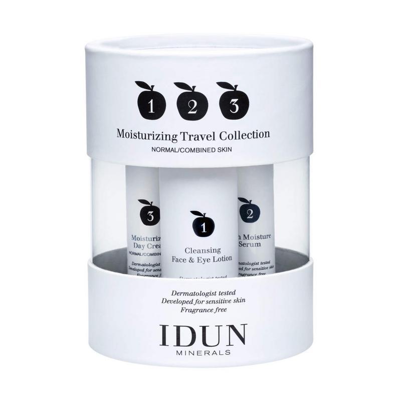 Skincare travel set