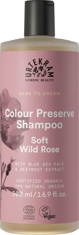 Shampoo soft wild rose