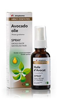 Essentiele olie avocado