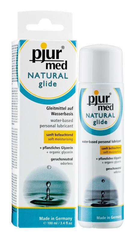 Med natural glide glijmiddel
