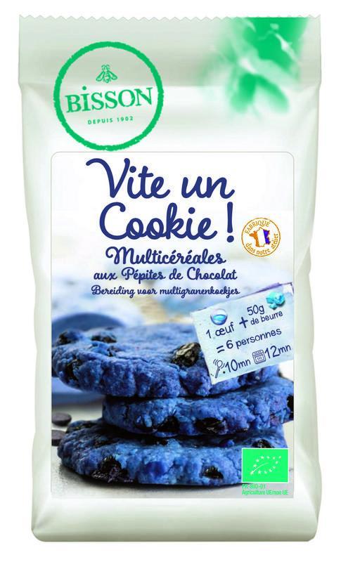 Multigranen koekjes mix