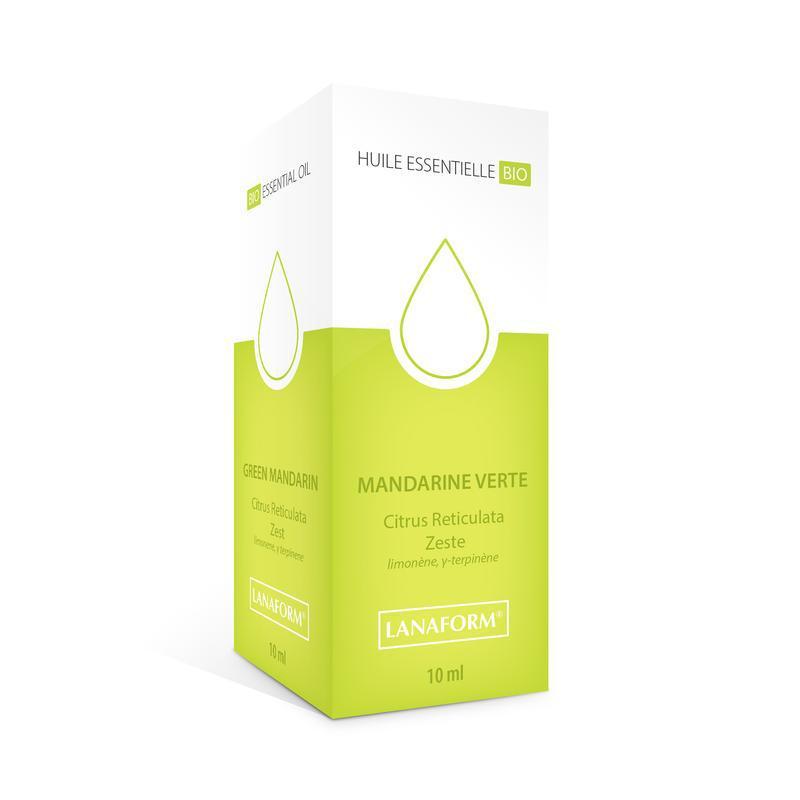Lanaform ess oil bio mandarine 10ml 10ml